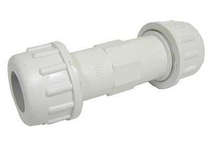 Specified Fittings 3 x 48 in. 250 psi IPS Straight PVC Repair Coupling S31220