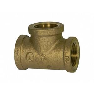 A.Y. McDonald 3/4 in. Bronze Tee M72230F