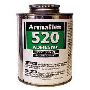 Armacell Armaflex® 1/2 pt. Pipe Insulation Adhesive with Brush AAAD520002