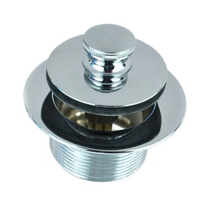 Drain Stopper Polished Chrome For FTHRD BODY W11150CP