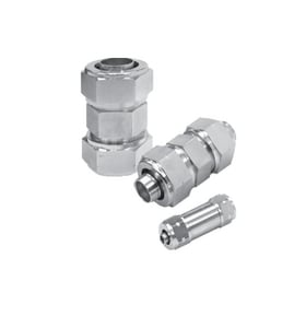 Chicago Fittings 1/2 in. MPT x IPS Malleable Adapter CM597C11S090