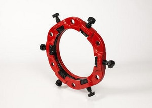 Romac Industries RomaGrip™ 3 in. Mechanical Joint Ductile Iron Restraint for Ductile Iron Pipe and Steel Pipe RRGPVCM