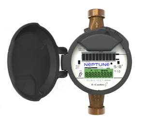 Neptune Technology Group R900i™ 3 in. Register Meter - Cubic Foot NRW3F23