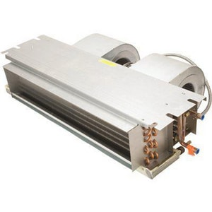 First Co HX Series 43-1/4 in. 2 Ton Horizontal Cased 5kW Ceiling Fan Coil Electric Heat for HVAC F25HX5CASED