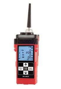 GX-2012 - 4 GAS LEL/O2/H2S/CO 12 VD R72029022D at Pollardwater
