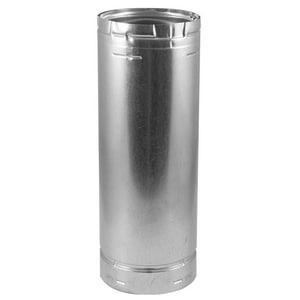 Metal Fab 2 ft. Type B Gas Vent Pipe M7M