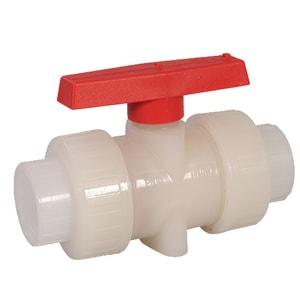 TBB Series 3 in. PVDF Threaded 225# Ball Valve HTBB5030TPFW at Pollardwater