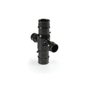 Uponor ProPEX® 1-1/4 x 1-1/4 x 3/4 x 3/4 in. PEX Opposing Port Tee UQ4801375