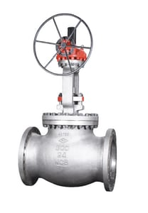 4 in. Stainless Steel Flanged Gate Valve P150RF10SLGRFP