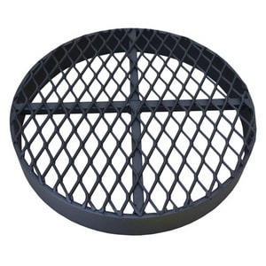 Agri Drain 12 in. Grate for Corrugated Plastic Pipe AGR12P