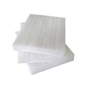 Supply Source 1.5# 1-Part Foam Corner Bracket in White SUFPT01