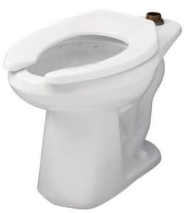 Gerber Plumbing North Point™ Elongated Two Piece Toilet in White G25733WH