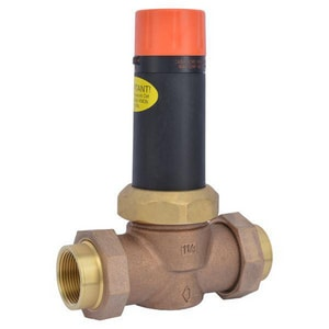 Cash Acme EB-25 1-1/4 in. 300 psi Bronze and Stainless Steel NPT Union Pressure Reducing Valve C231420045