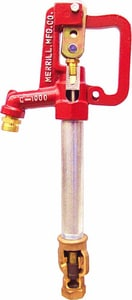 Merrill Manufacturing C-1000 Series 1 ft. 6 in. Galvanized Yard Hydrant MCNL75015