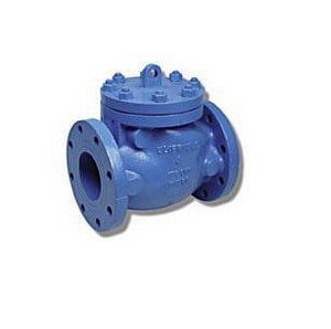 Matco-Norca 120U 2-1/2 in. Cast Iron Flanged Check Valve M120U09