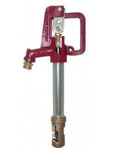 Merrill Manufacturing C-1000 Series 5 ft. Cast Iron NPT x Hose Thread Yard Hydrant MCNL10