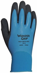 Component Manufacturing L Size Nylon Gloves Dipped CDNC120L