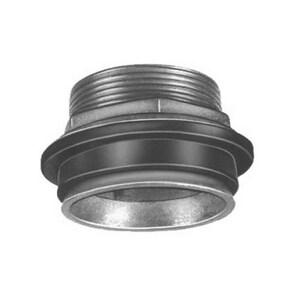 Pasco 1-1/4 x 3/4 in. Brass Urinal Spud P962