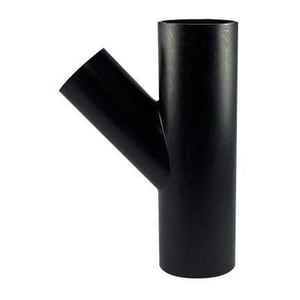 Advanced Drainage Systems 12 in. Straight HDPE Horizontal Wye A1480AA