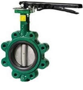 Crane Valve/Crane Energy Flow Sol Series 200 3 in. Ductile Iron EPDM Lever Handle Butterfly Valve C03CV044352