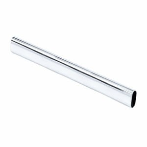 Hardware Resources 12 ft. Closet Rod in Polished Chrome H153012CH2