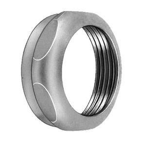 Pasco 1-1/2 in. Rough Brass Slip-Joint Nut P1338