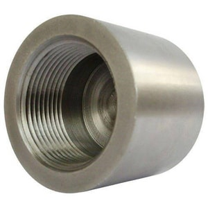 Merit® 2-1/2 x 2-1/2 in. 300# Steel Domestic Threadolet A0363187634