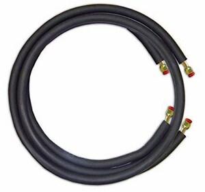 JMF EZ-Pull® 1/4 x 1/2 in. x 25 ft. Standard Line Set JDL040812250E14430