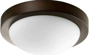 Quorum International 3-3/4 x 11 in. Celling Light in Oiled Bronze Q350511886