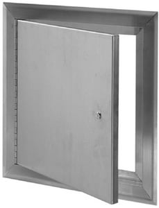 Halliday Products 36 in. Aluminum Access Hatch HS1R3636BBP
