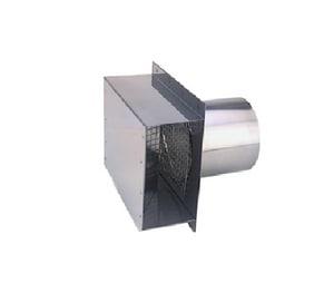 Z-Flex 3 in. Z-Vent Term Box Z2SVSTBF03