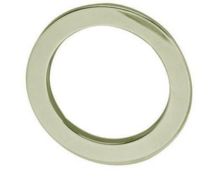 JACUZZI® 4-Jet Ring Trim Kit in Brushed Nickel JTP78826