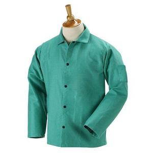 Weldas XXXL Size 9 oz. Weld Jacket in Green W302830