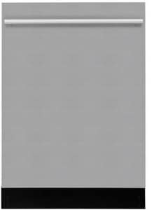 Blomberg Appliances 33-9/10 x 23-1/2 in. 50dB Dishwasher in Stainless Steel BDWT55100S