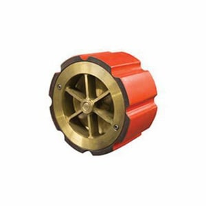 Titan Flow Control CV 90-DI 4 in. Epoxy Coated Ductile Iron Wafer Check Valve TCV90DBB0400