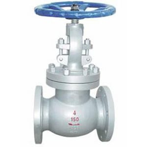 DSI® 2 in. Cast Steel Flanged Rising Valve Stem Globe Valve D133LUNK