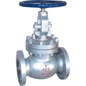 DSI® 2 in. Cast Steel Flanged Rising Valve Stem Globe Valve D141LUNK