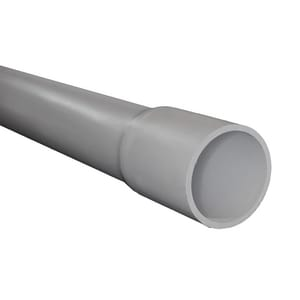 Can-Tex Industries 5 in. Schedule 40 PVC Conduit Pipe P40CONS