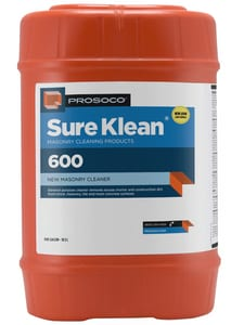Prosoco 5 gal. Sure Klean Masonry Cleaner P100205