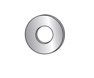 1-1/4 in. Fender Washer in Zinc Plated M40725J