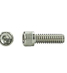 U.S. Industrial Supply 3/8 X 7/8   SOC Heavy Duty Cap Stainless Steel Screw Bolt SSCC78