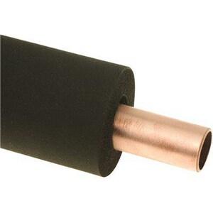 Nomaco Insulation FlexTherm® 3/8 in. Pipe Insulation Tube (Unslit) N6RU038