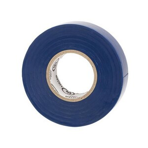 NSI Industries 60 ft. x 3/4 in. Vinyl Electrical Tape in Blue NEWG70606