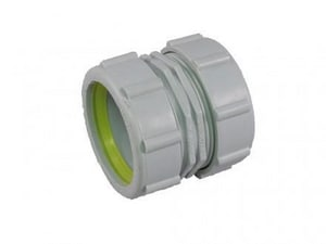 Enfield Labline® 2 in. Mechanical Joint Straight Schedule 40 Polypropylene Coupling EW162