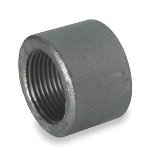 1/2 in. Threaded Carbon Steel Forged Cap GFSTCAPD