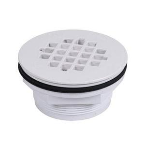 Wal-Rich 2 in. Plastic Shower Drain W0523002