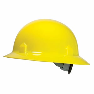 Jackson Safety Blockhead Hard Hat in Yellow J20698