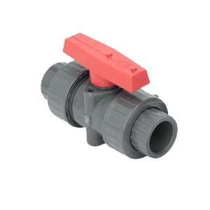 TBB Series 3/4 in. CPVC Socket and Threaded 225# Ball Valve HTBB2007CPFG at Pollardwater