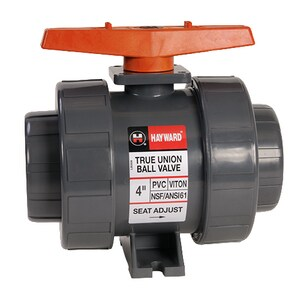 3 in. PVC Threaded Ball Valve HTB1300TE