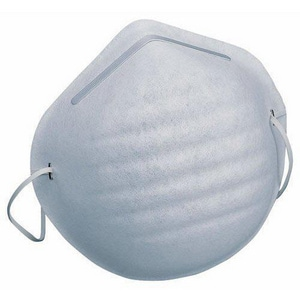 Mitco Manufacturing Dust Mask in White MITS7